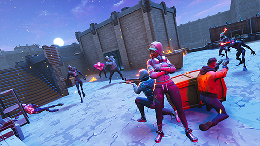 Mrhollywood03 Fiend Rooftop Survival