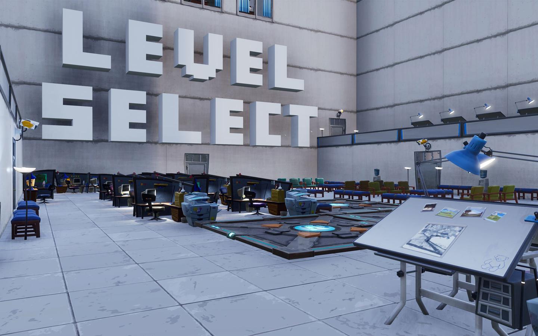 Epic Games Center