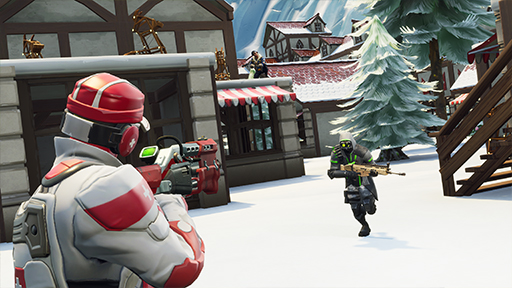 Winter Wonderland FFA - Fortnite Creative - Fortnite Tracker